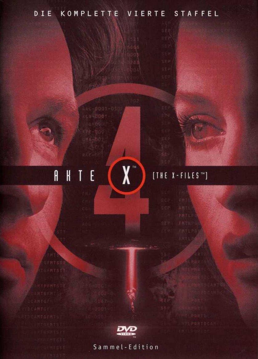 Akte X Staffel 4