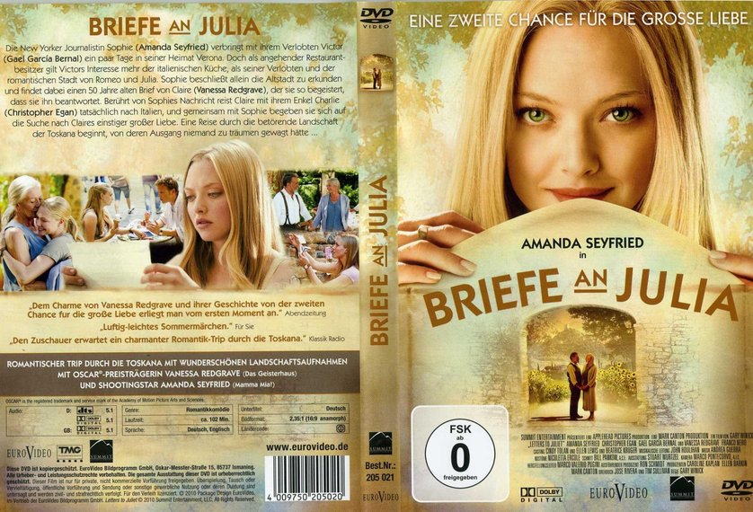 briefe an julia ganzer film deutsch