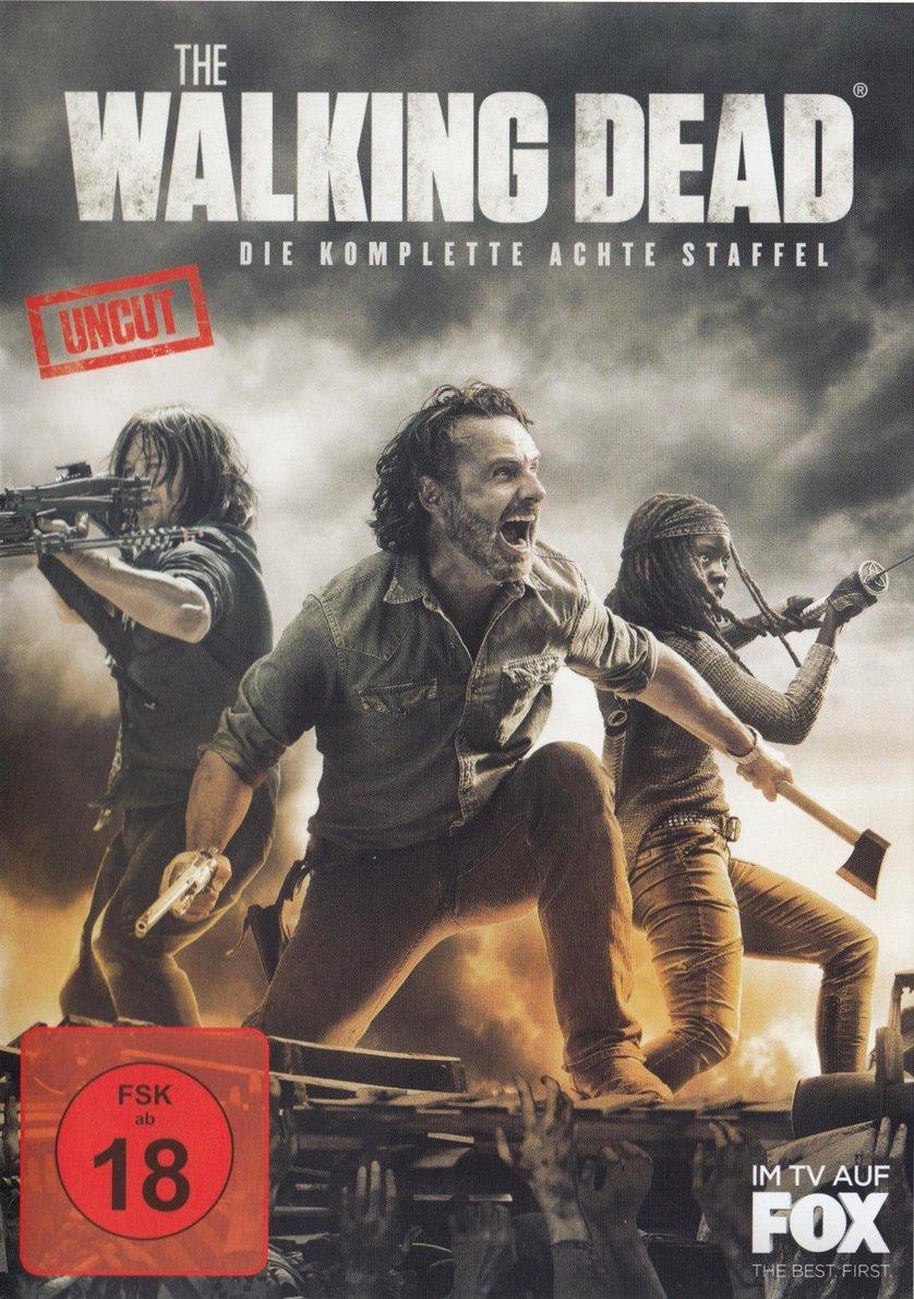 Walking Dead Staffel 8 Dvd