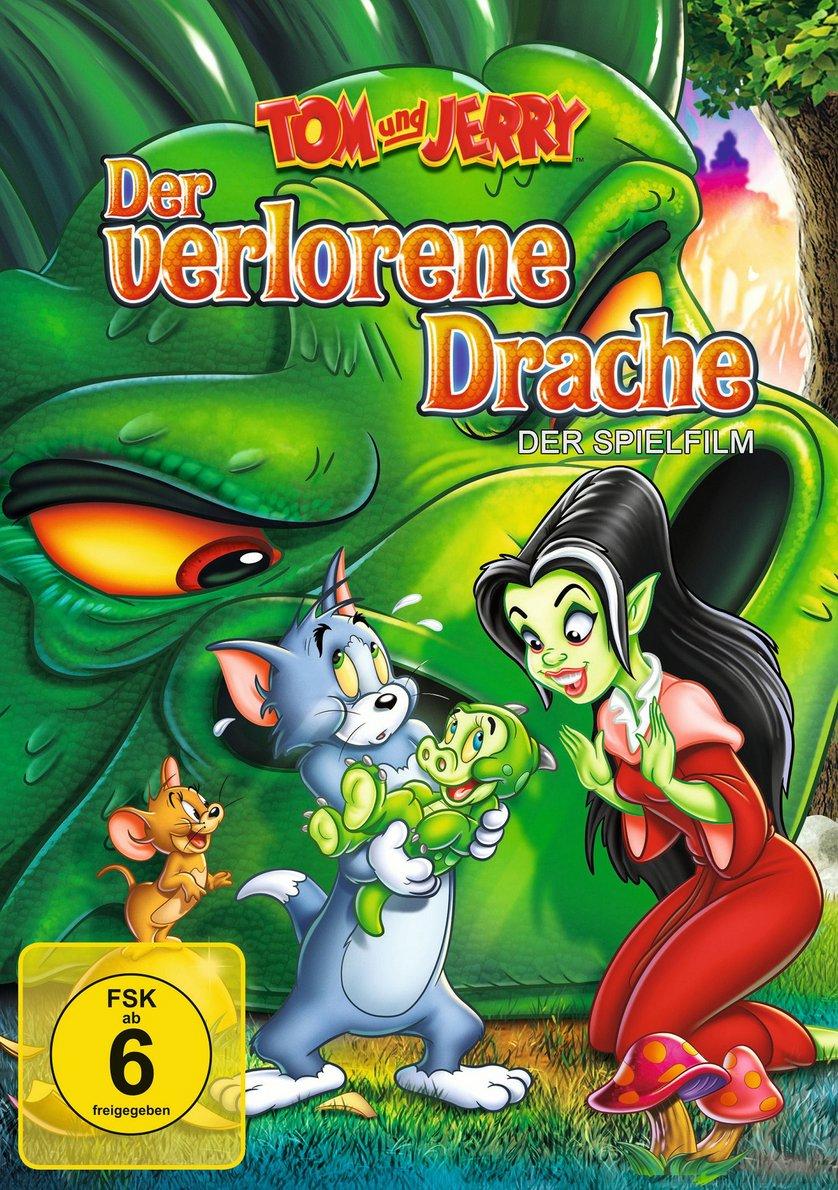 Tom & Jerry - Der verlorene Drache: DVD, Blu-ray oder VoD ...  Tom & Jerry - D...