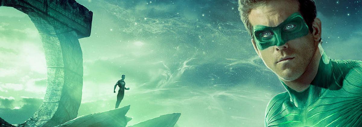 Green Lantern: Reynolds schaut seine Filme erst nach Fertigstellung an