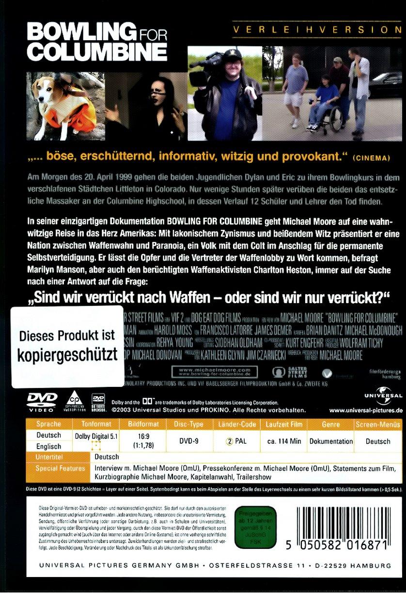 Bowling For Columbine Stream Deutsch
