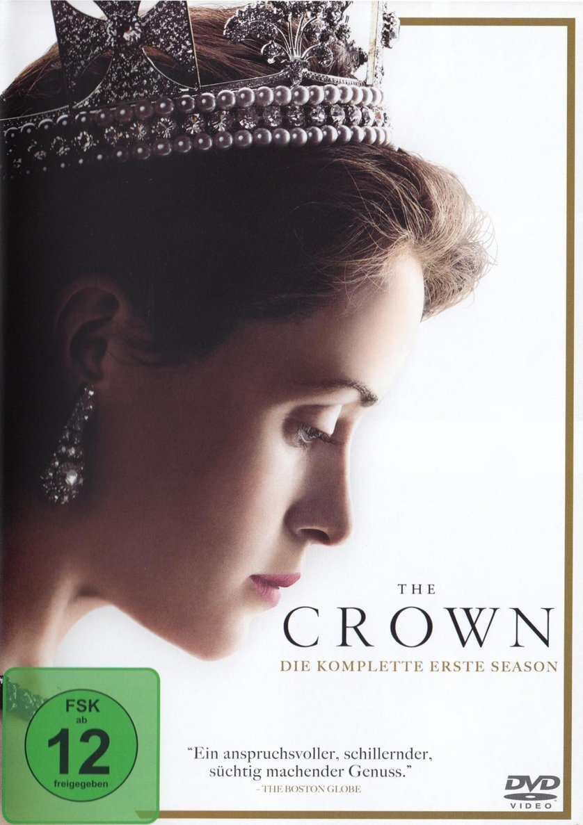 The Crown Staffel 1 Dvd Oder Blu Ray Leihen Videobuster De