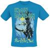 Iron Maiden Fear Of The Dark - Glow In The Dark powered by EMP (T-Shirt)