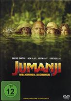 Jumanji 2 - Willkommen im Dschungel