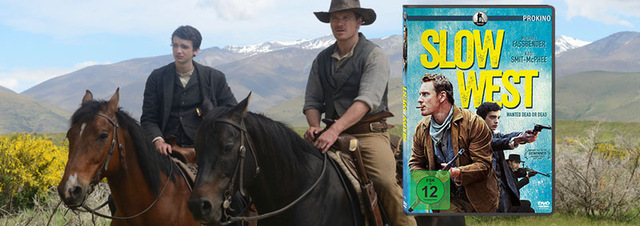 Slow West: Ein Ausritt in den Wilden Westen gefällig?