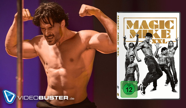 Magic Mike 2 - Magic Mike XXL: Jetzt gibt es was fürs Auge: Magic Mike XXL