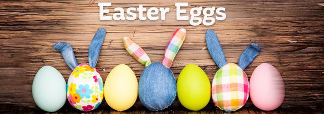 Easter Eggs in Filmen: Ei, Ei, Ei was seh' ich da? 10 Easter Eggs zum Osterfest