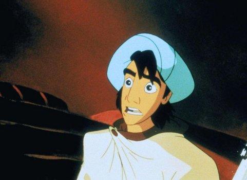 Aladdin 3 - Aladdin und der König der Diebe
