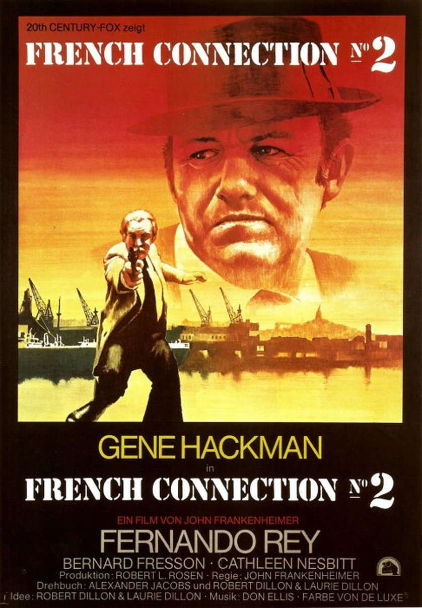 French Connection 2: DVD oder Blu-ray leihen - VIDEOBUSTER.de