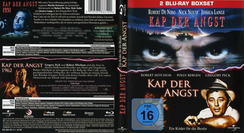 kap der angst dvd