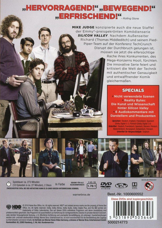 Silicon Valley Staffel 2