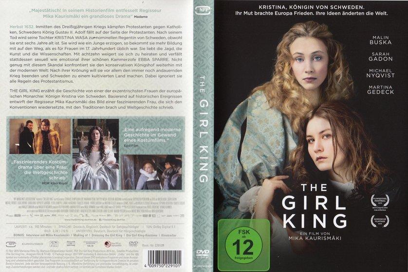 The Girl King: DVD, Blu-ray oder VoD leihen - VIDEOBUSTER.de