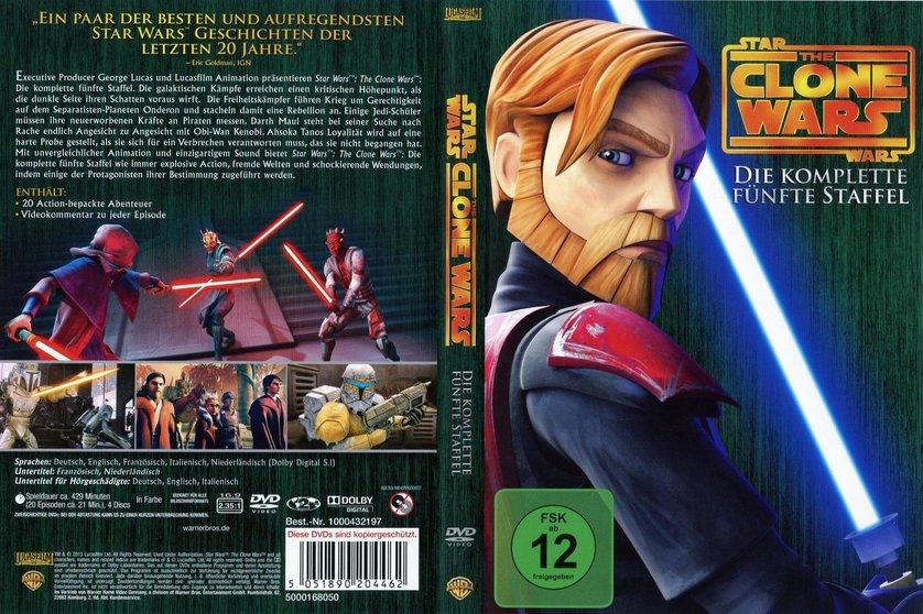 star wars the clone wars videos in deutsch