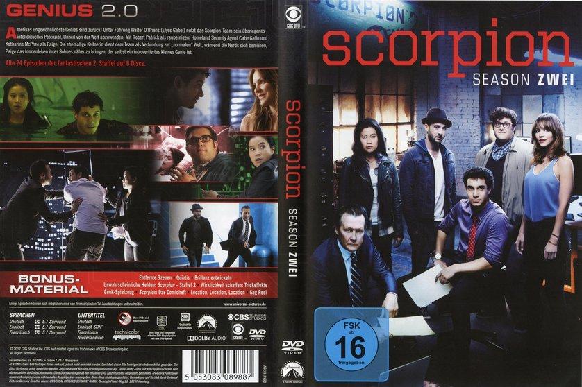Scorpion Staffel 2 Ger Sub