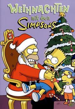 die simpsons weihnachten mit den simpsons dvd oder blu. Black Bedroom Furniture Sets. Home Design Ideas