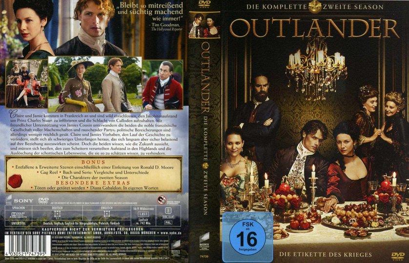 Outlander 2 Staffel Deutsch