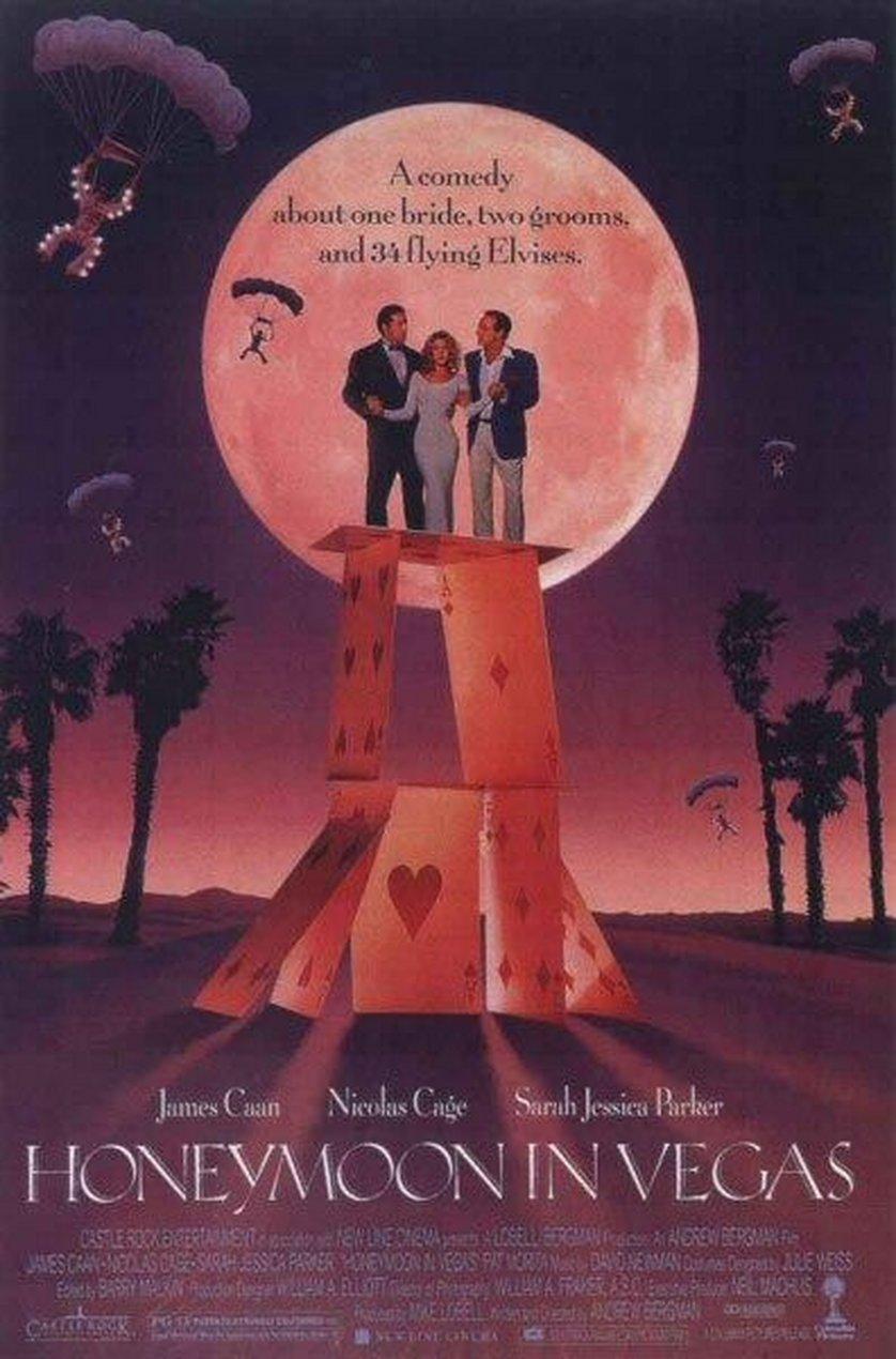 Honeymoon In Vegas: DVD Oder Blu-ray Leihen