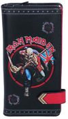Iron Maiden Eddie powered by EMP (Geldbörse)