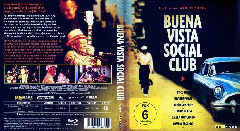 Buena Vista Social Club Dvd Oder Blu Ray Leihen Videobuster De