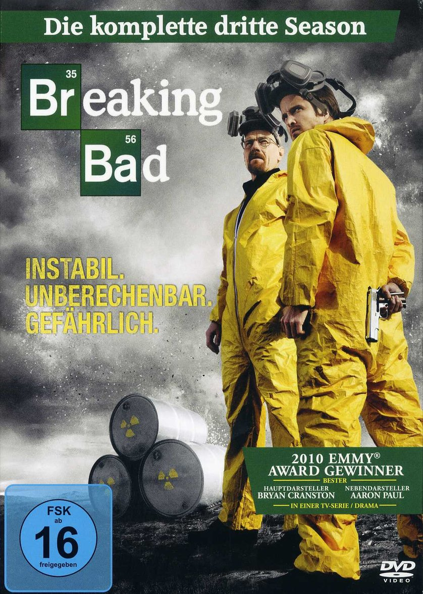 breaking bad deutsch staffel 1