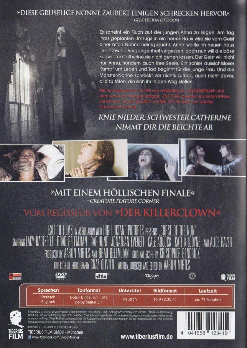 The curse of the nun