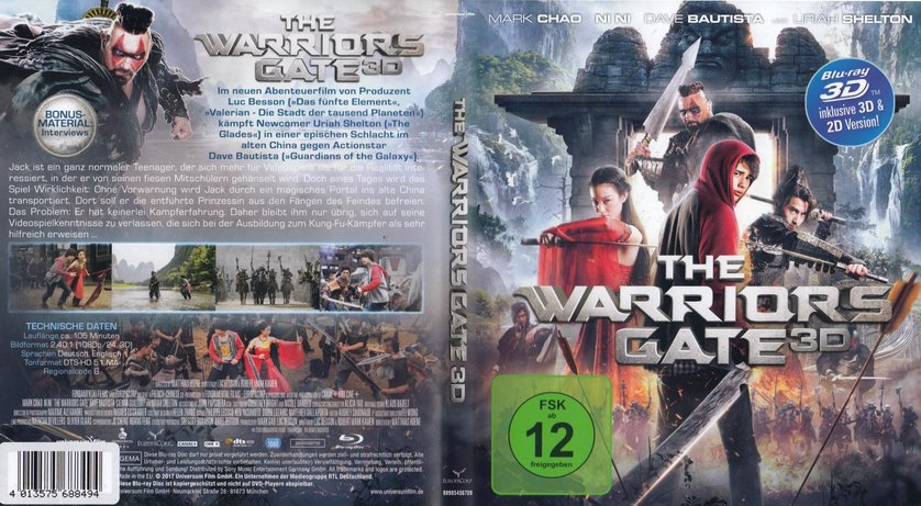 warriors gate stream deutsch