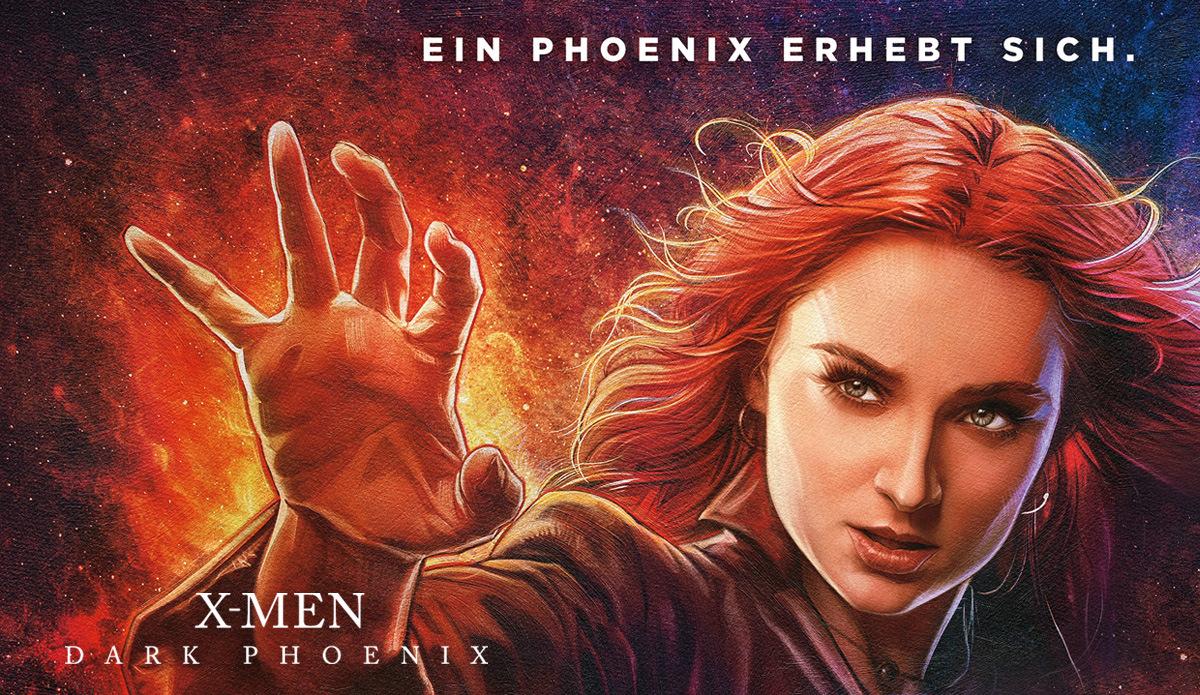 X-Men - Dark Phoenix: Ein Phönix erhebt sich... die X-MEN zu vernichten!