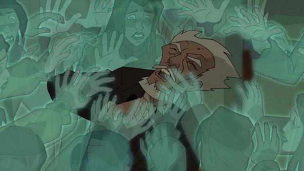 Hellboy Animated - Blut und Eisen