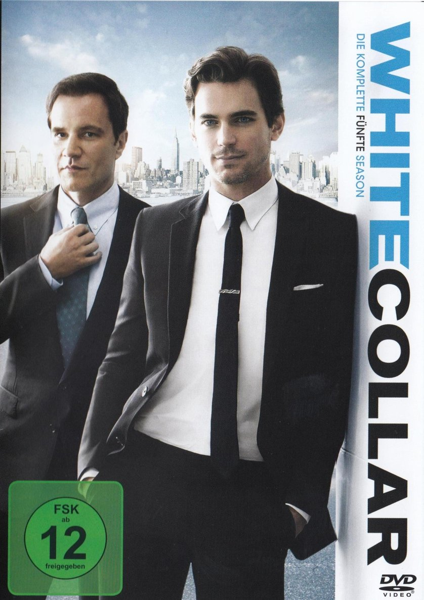 white collar staffel 3