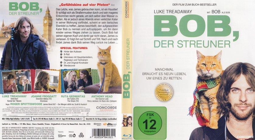 Dvd Bob Der Streuner