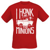 Minions I Honk For Minions powered by EMP (T-Shirt)