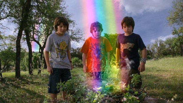 Das Geheimnis des Regenbogensteins