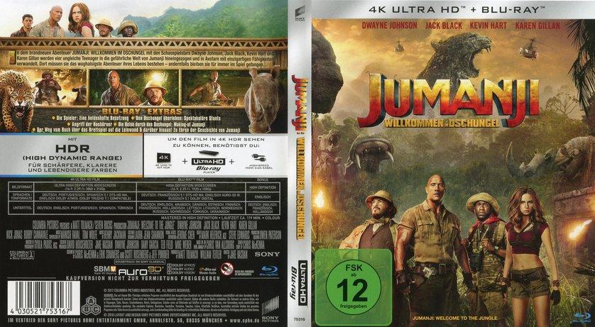 Jumanji Willkommen Im Dschungel Hd Stream