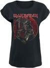 Iron Maiden Senjutsu Eddie Gold Circle powered by EMP (T-Shirt)