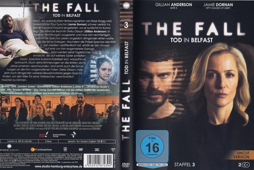 The Fall Staffel 3 Ausstrahlung In Deutschland