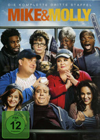 Mike & Molly - Staffel 3