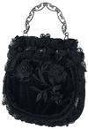 Sinister Gothic Leaves And Roses powered by EMP (Handtasche)
