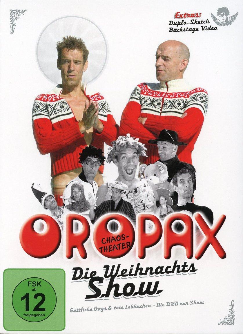 Chaos-Theater Oropax - Die Weihnachtsshow: DVD oder Blu-ray leihen ...