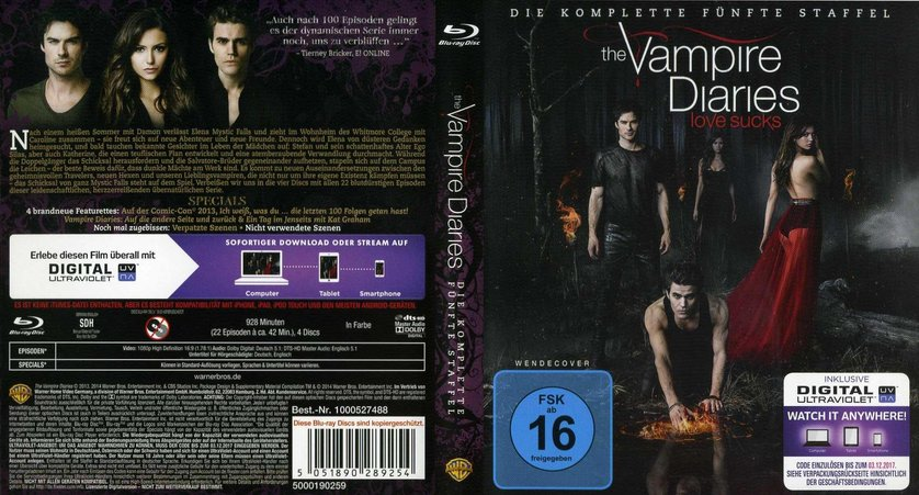 vampire diaries staffel 1 deutsch