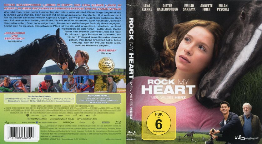 Rock My Heart Dvd