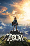 The Legend Of Zelda Breath Of The Wild - Sunset powered by EMP (Poster)
