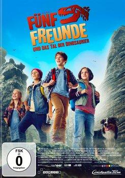 5 Freunde Und Das Tal Der Dinosaurier