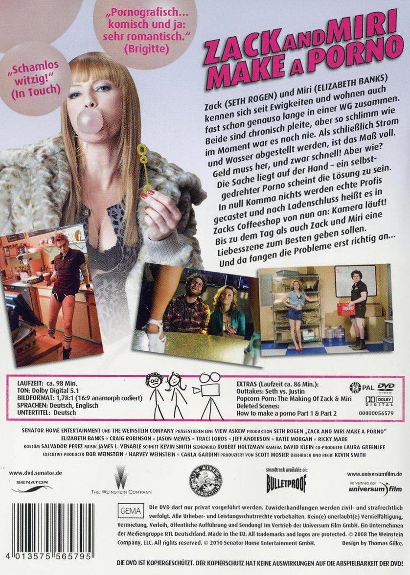 Zack And Miri Make A Porno Dvd 55
