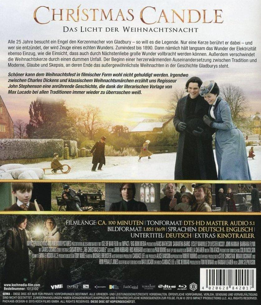 Christmas Candle: DVD oder Blu-ray leihen - VIDEOBUSTER.de