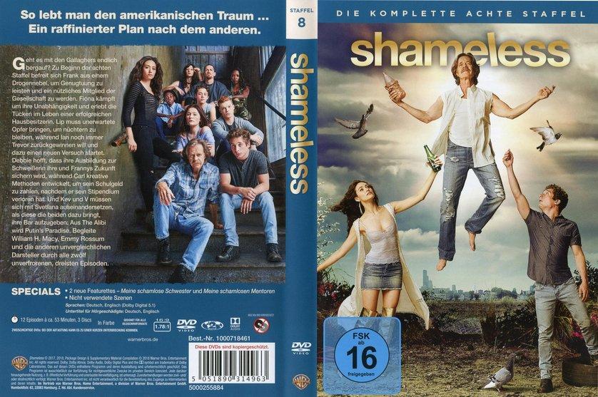Shameless Staffel 8 Dvd Deutsch