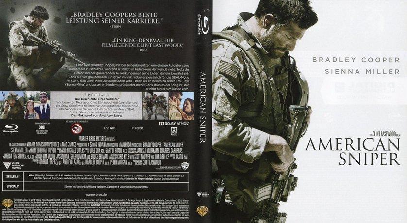 American Sniper Dvd Blu Ray Oder Vod Leihen Videobusterde
