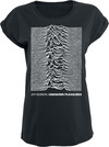 Joy Division Unknown Pleasures powered by EMP (T-Shirt)