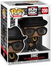 Run DMC DMC Rocks Vinyl Figur 200 powered by EMP (Funko Pop!)