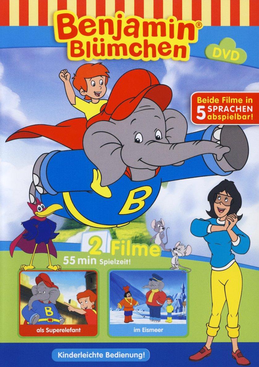 Benjamin Blümchen Serie